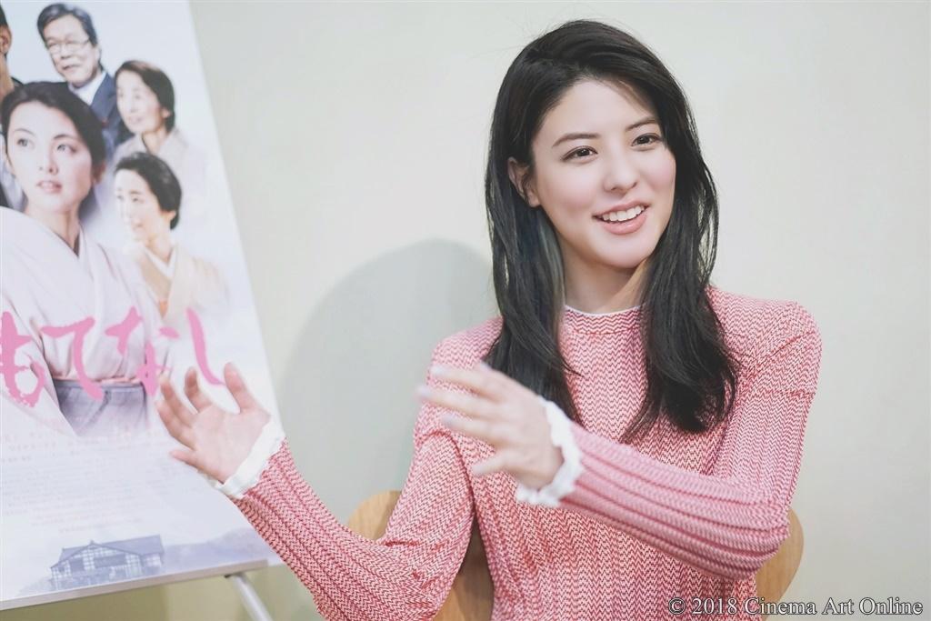 【写真】藤井美菜インタビュー