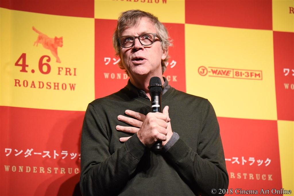 【写真】トッド・ヘインズ監督