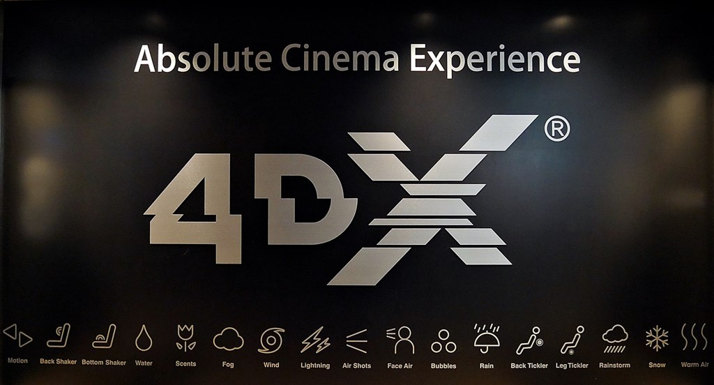 【写真】4DX®「Absolute Cinema Experience」