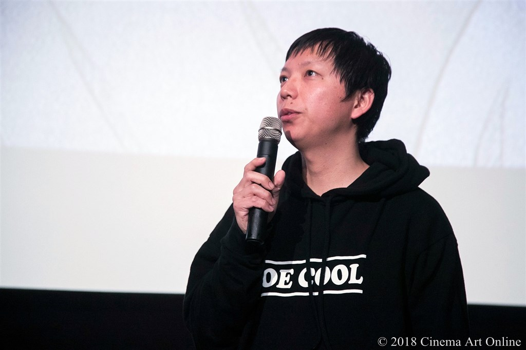 【写真】内藤瑛亮監督