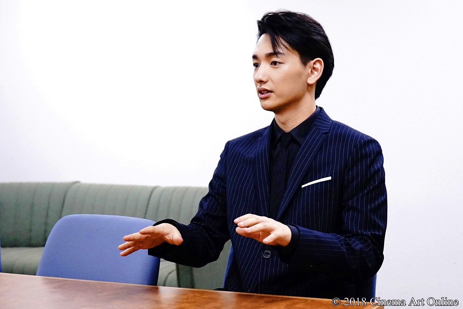 【写真】映画『ミッドナイトバス』七瀬公インタビュー