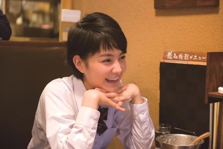 【画像】映画『ラーメン食いてぇ!』葵わかな