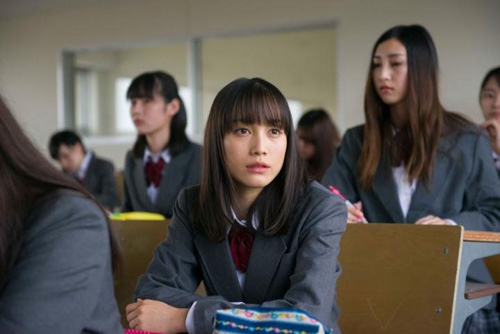 【画像】映画『ラーメン食いてぇ!』中村ゆり