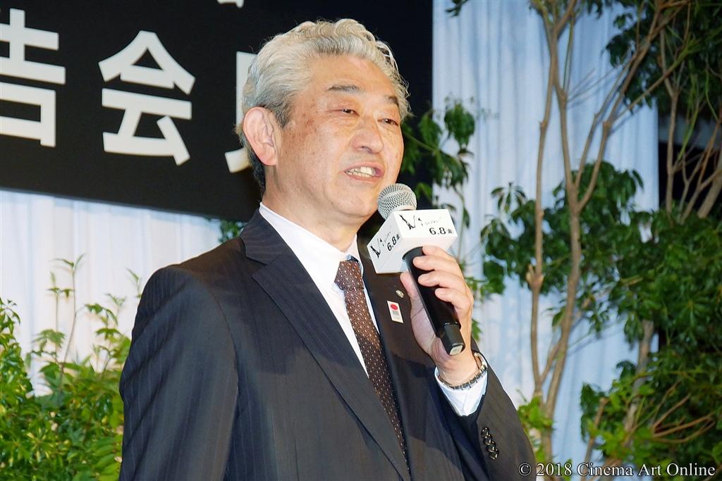 【写真】奈良県・吉野町 北岡篤町長
