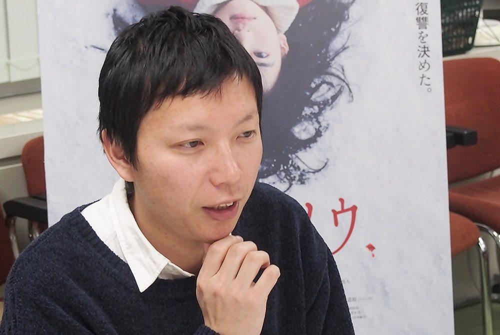 【写真】映画『ミスミソウ』内藤瑛亮監督