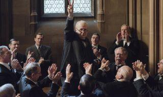 【画像】映画『ウィンストン・チャーチル/ヒトラーから世界を救った男』(Darkest Hour)メインカット