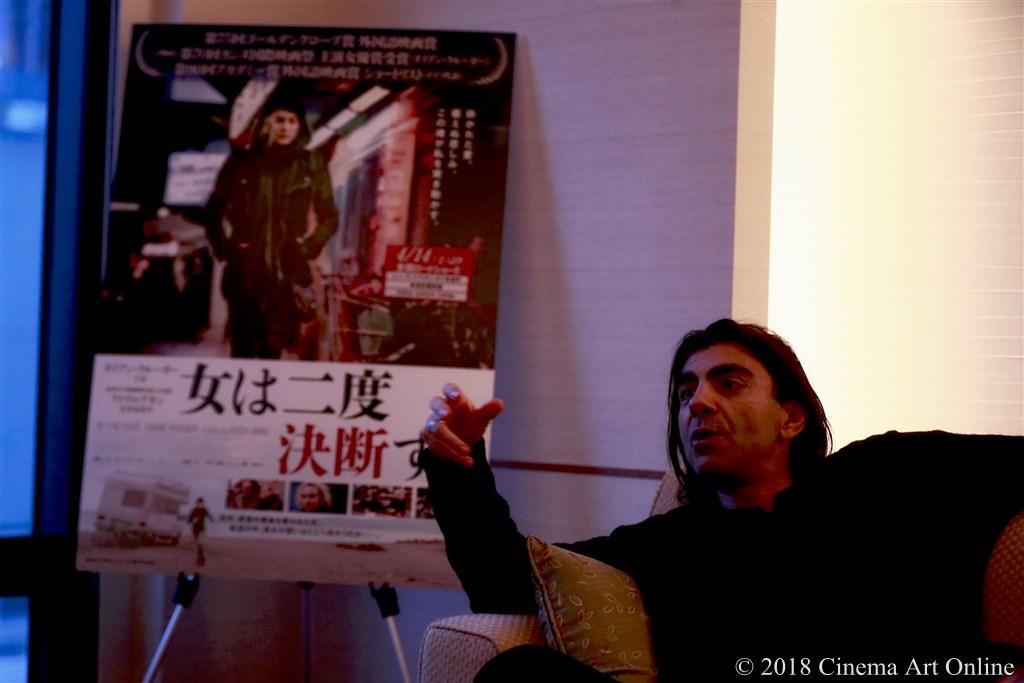 【写真】ファティ・アキン監督