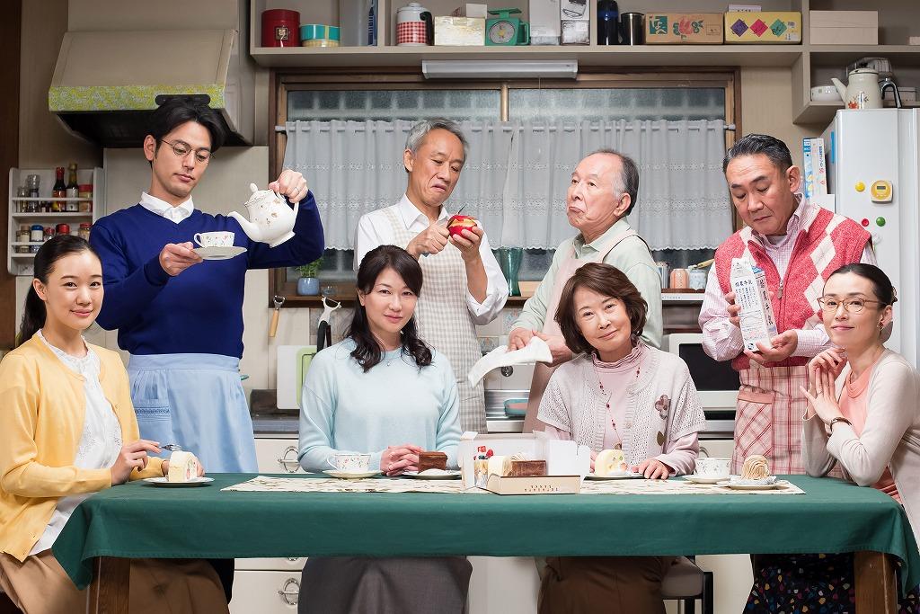 【画像】映画『妻よ薔薇のように 家族はつらいよⅢ』メインカット