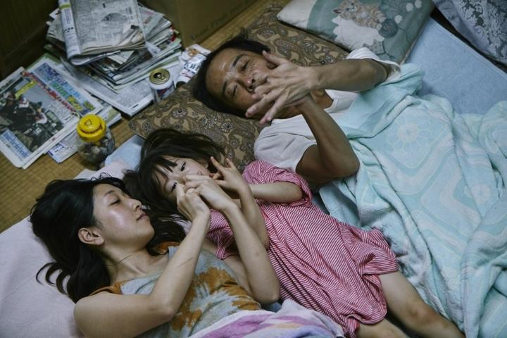 【画像】映画『万引き家族』場面カット