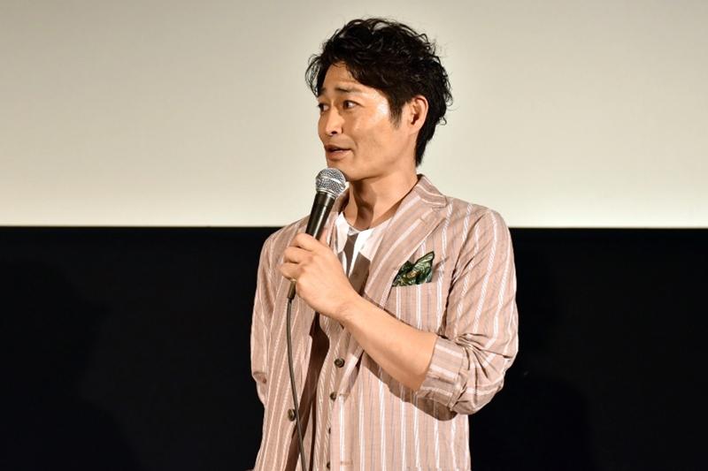 【写真】映画『家に帰ると妻が必ず死んだふりをしています。』第10回沖縄国際映画祭(OIMF) プレミア上映舞台挨拶 安田顕