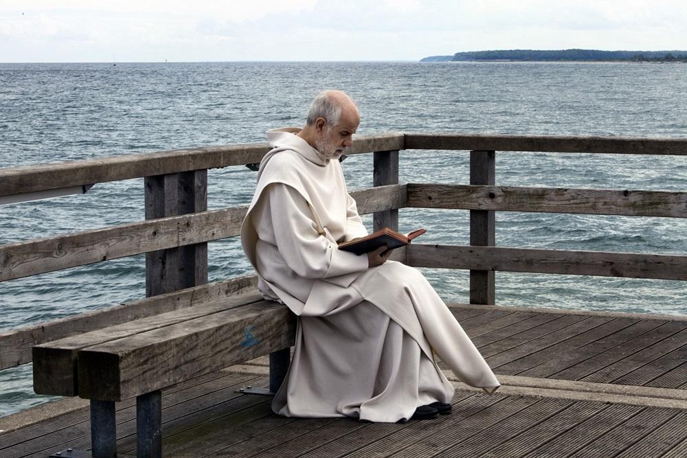 【画像】映画『修道士は沈黙する』場面カット1