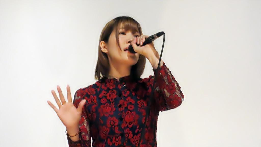 【写真】出口陽 (元SKE48) 主題歌「迷宮」を披露