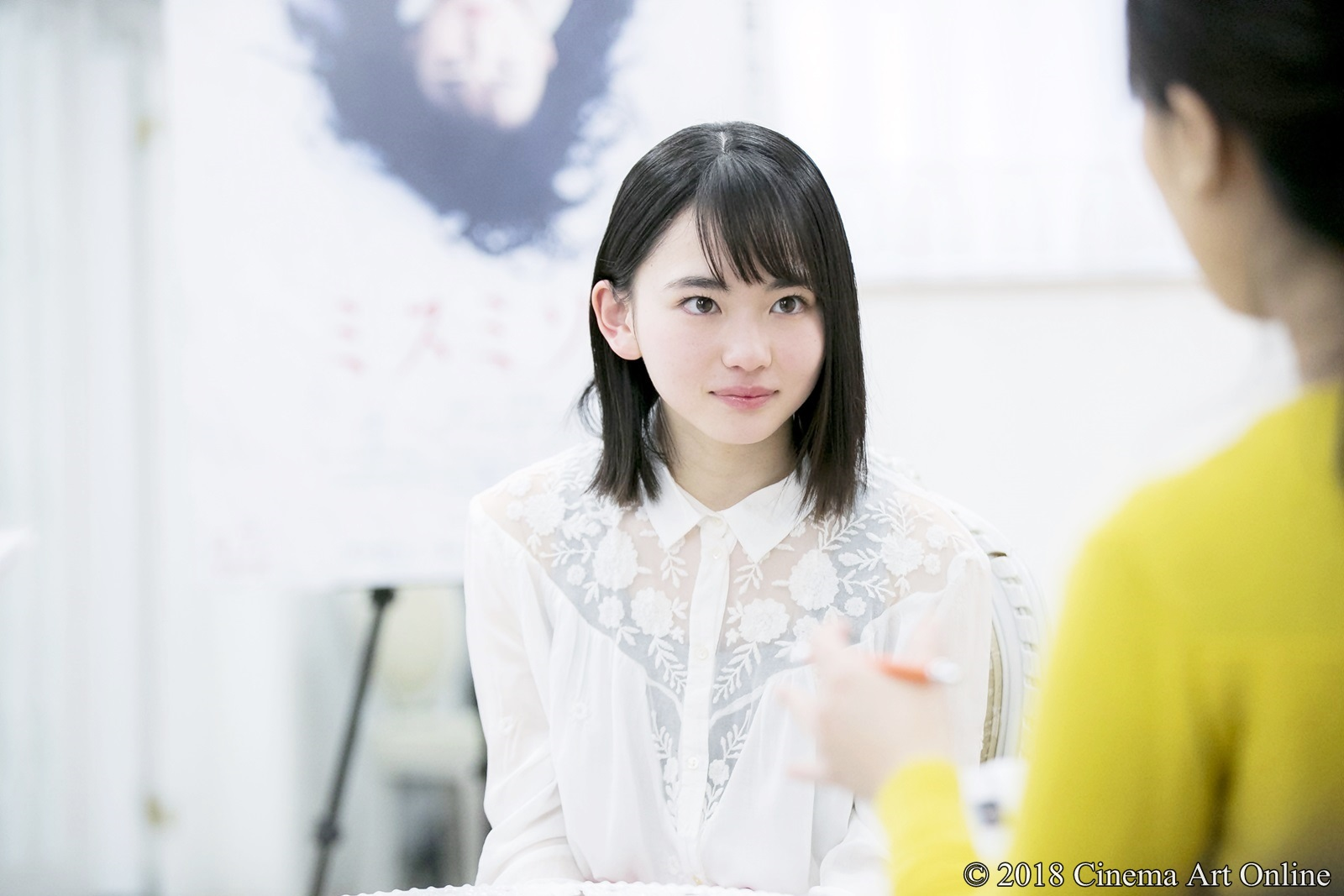 【写真】山田 杏奈 (やまだ あんな) インタビュー