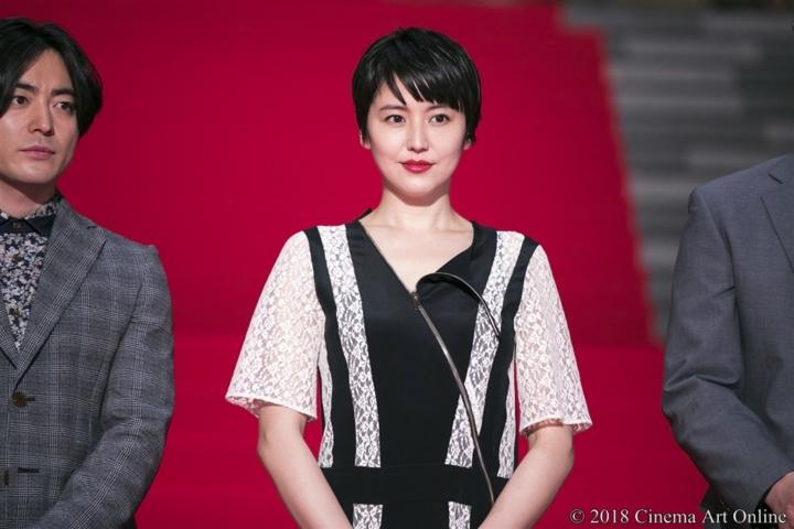 【写真】映画『50回目のファーストキス』レッドカーペット 長澤まさみ