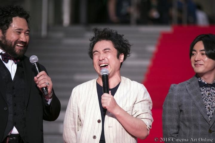 【写真】映画『50回目のファーストキス』レッドカーペット ムロツヨシ