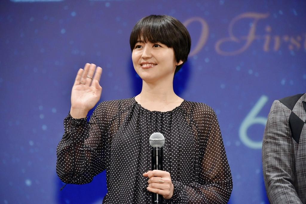 【写真】映画『50回目のファーストキス』完成披露イベント 長澤まさみ