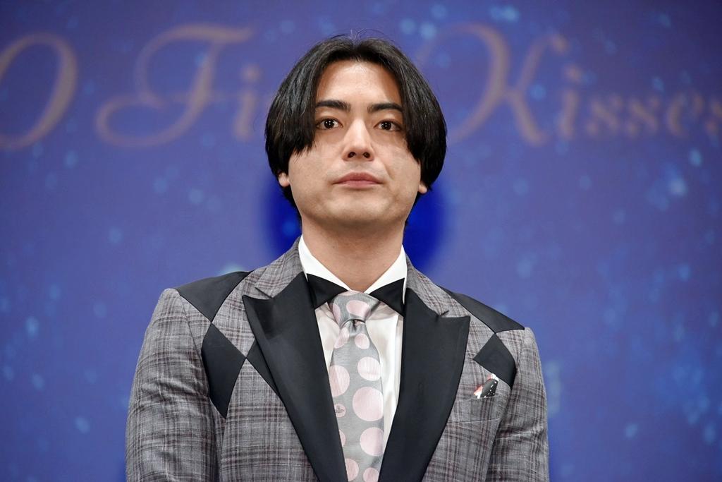 【写真】映画『50回目のファーストキス』完成披露イベント 山田孝之
