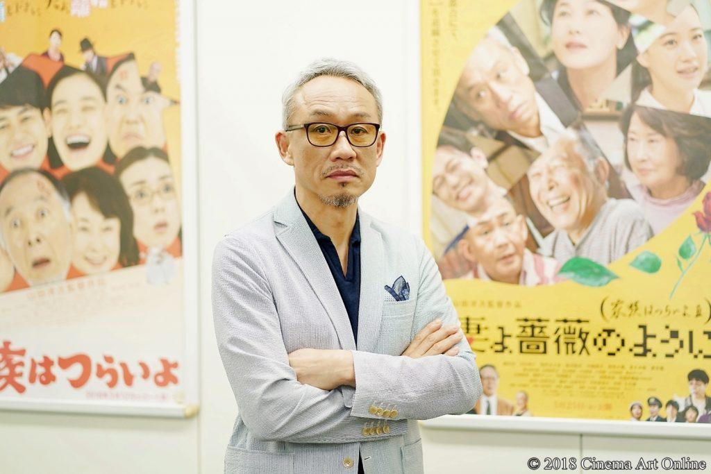 【写真】映画『妻よ薔薇のように 家族はつらいよⅢ』西村まさ彦インタビュー