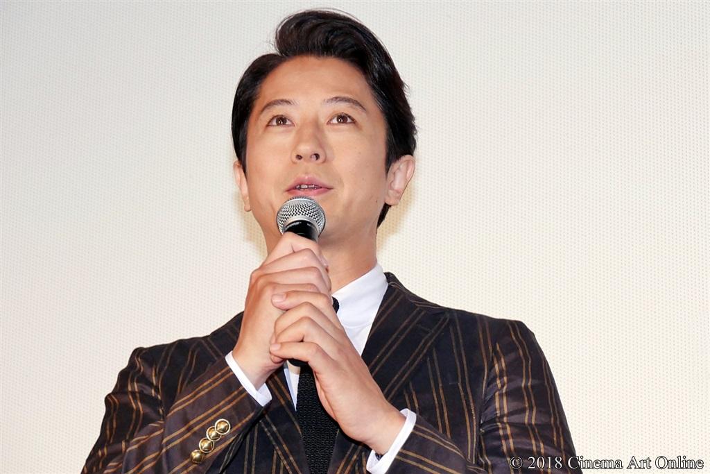【写真】映画『ママレード・ボーイ』公開記念舞台挨拶 谷原章介