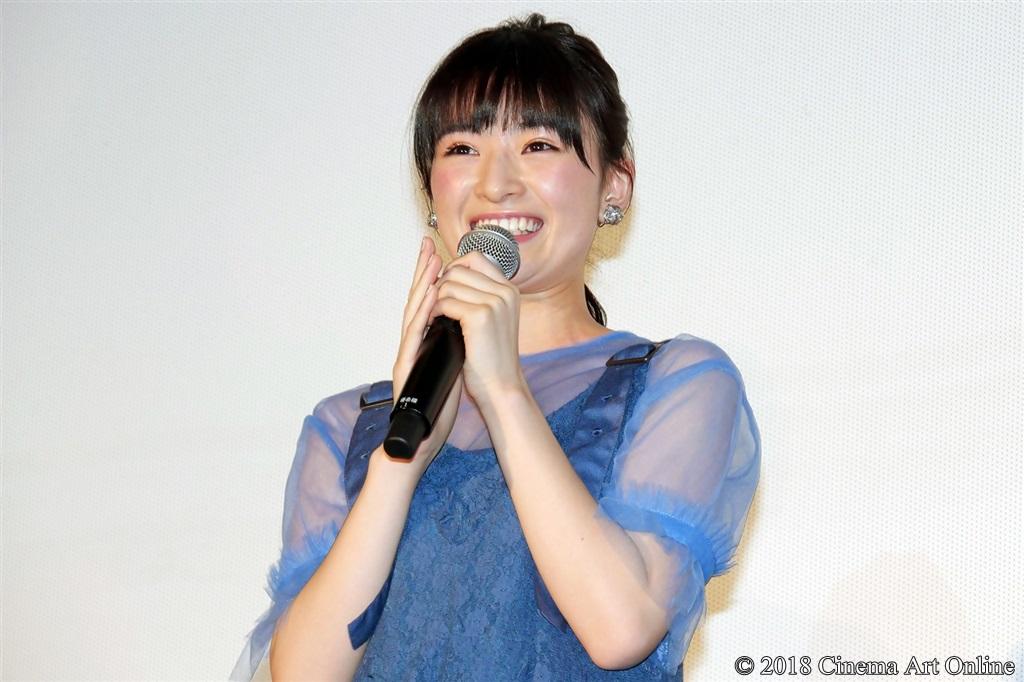 【写真】映画『ママレード・ボーイ』公開記念舞台挨拶 優希美青