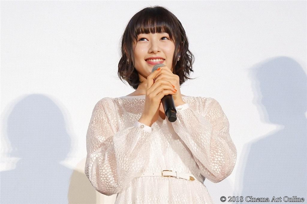【写真】映画『ママレード・ボーイ』公開記念舞台挨拶 桜井日奈子