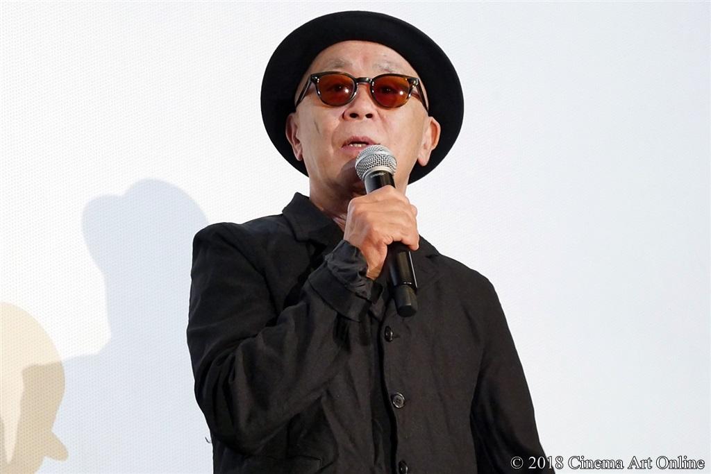 【写真】映画『ママレード・ボーイ』公開記念舞台挨拶 廣木隆一監督