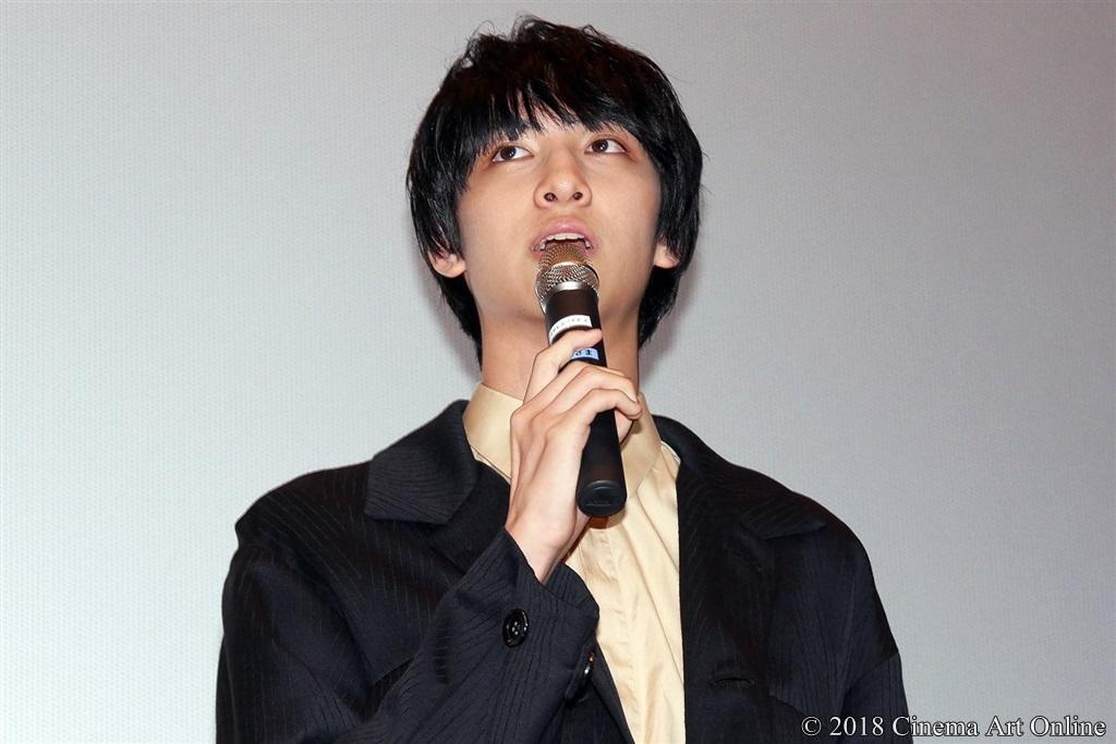 【写真】映画『兄友』公開初日舞台挨拶 (古川毅)