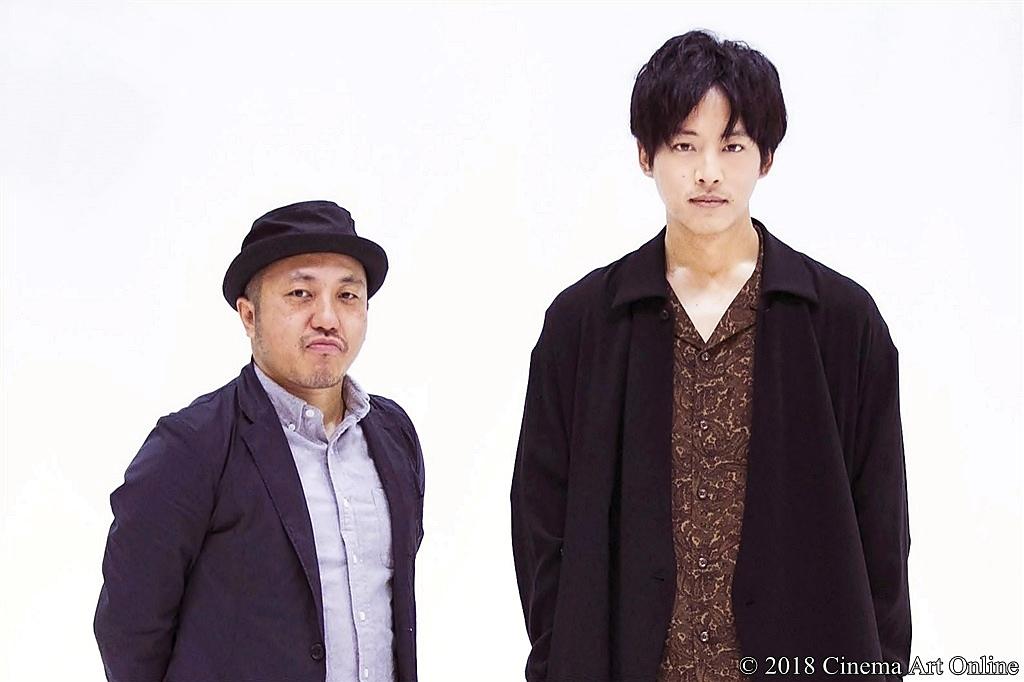 【写真】松坂桃李 × 白石和彌監督インタビュー