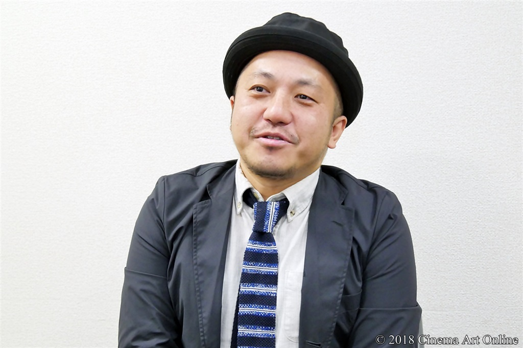 【写真】映画『孤狼の血』白石和彌監督インタビュー