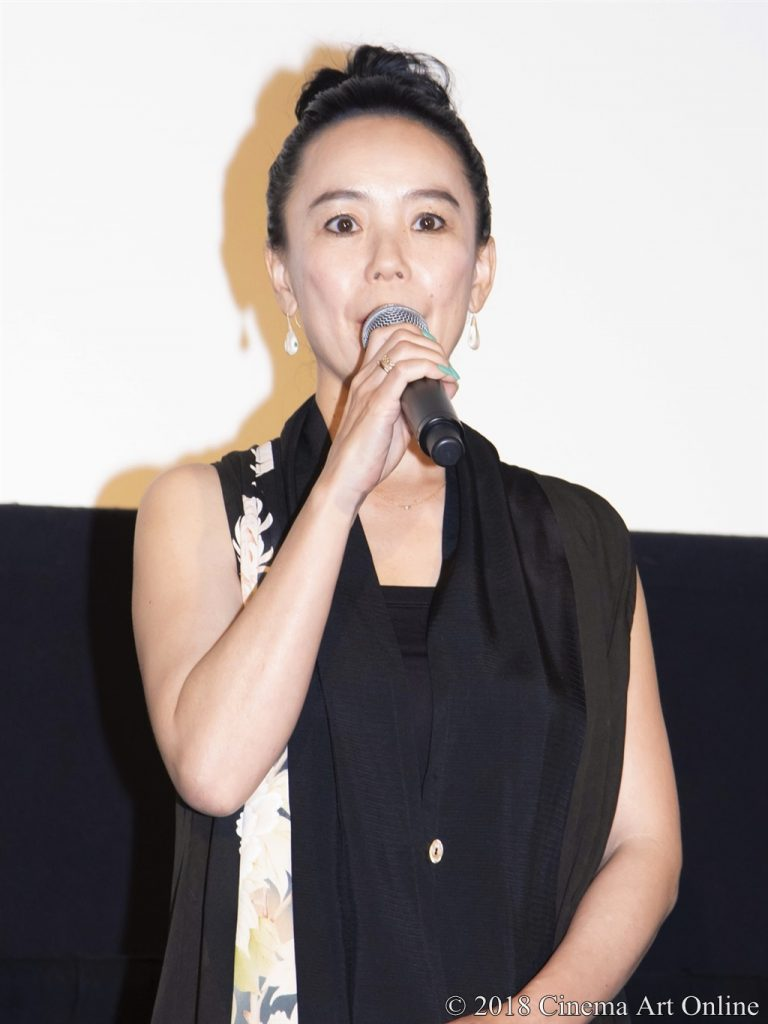 【写真】河瀨直美監督