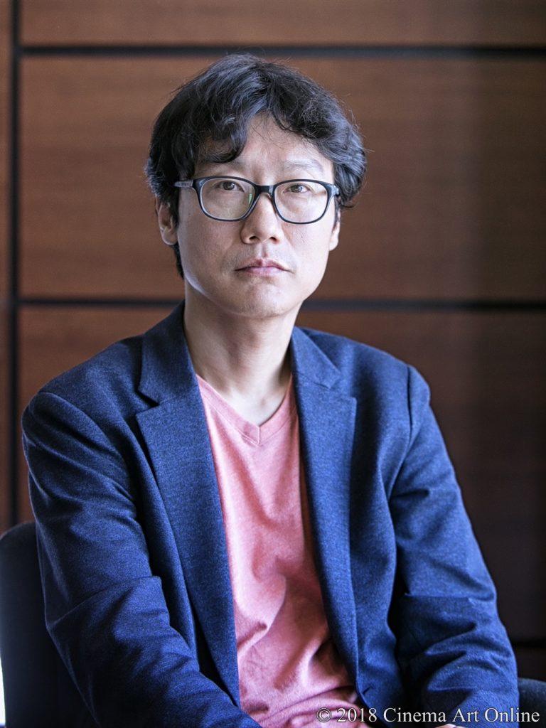 【写真】ファン・ドンヒョク監督 (Hwang Dong-hyuk)