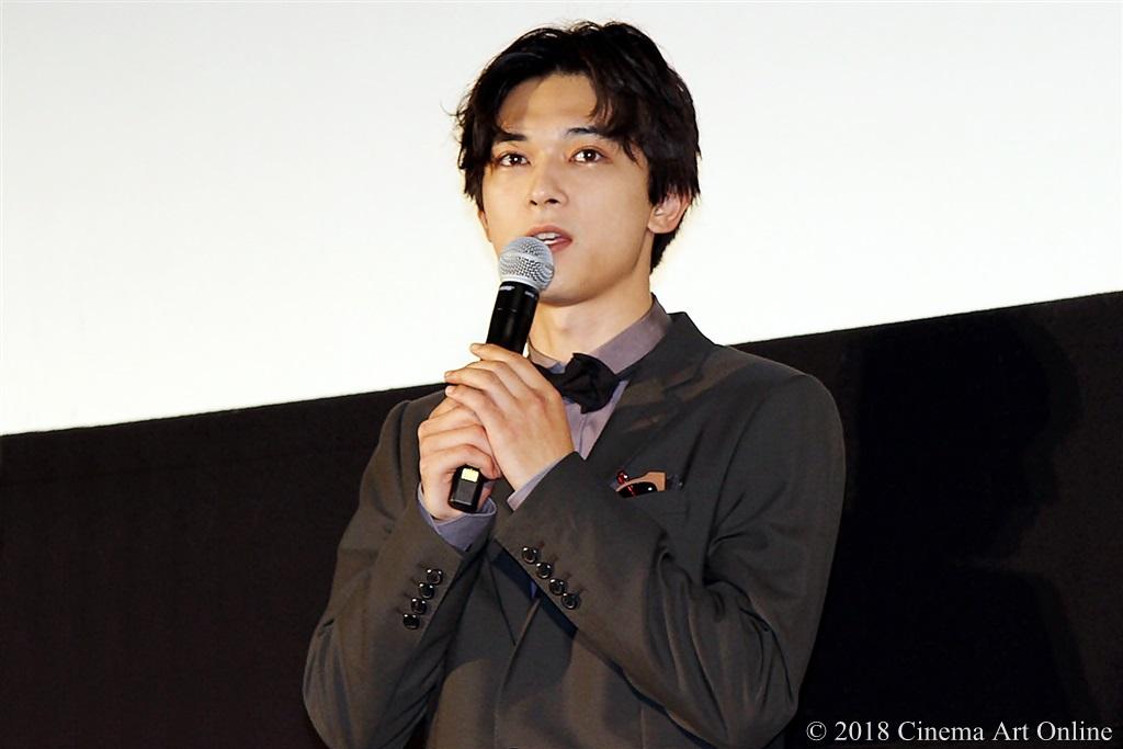 【写真】映画『猫は抱くもの』公開初日舞台挨拶 吉沢亮