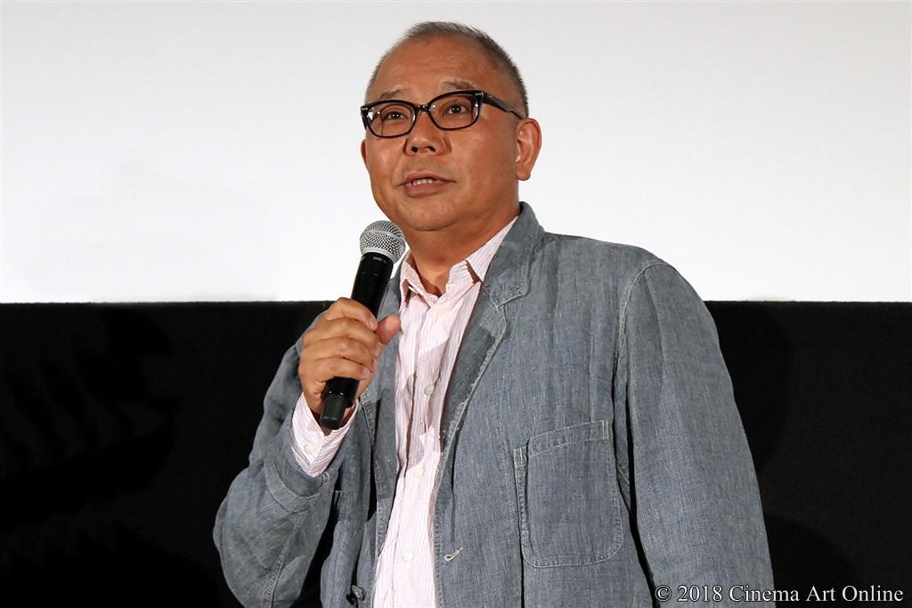 【写真】映画『猫は抱くもの』公開初日舞台挨拶 犬童一心監督