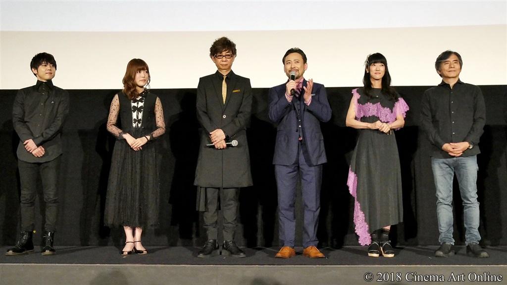 【写真】映画『ニンジャバットマン』公開記念舞台挨拶 (高木渉)