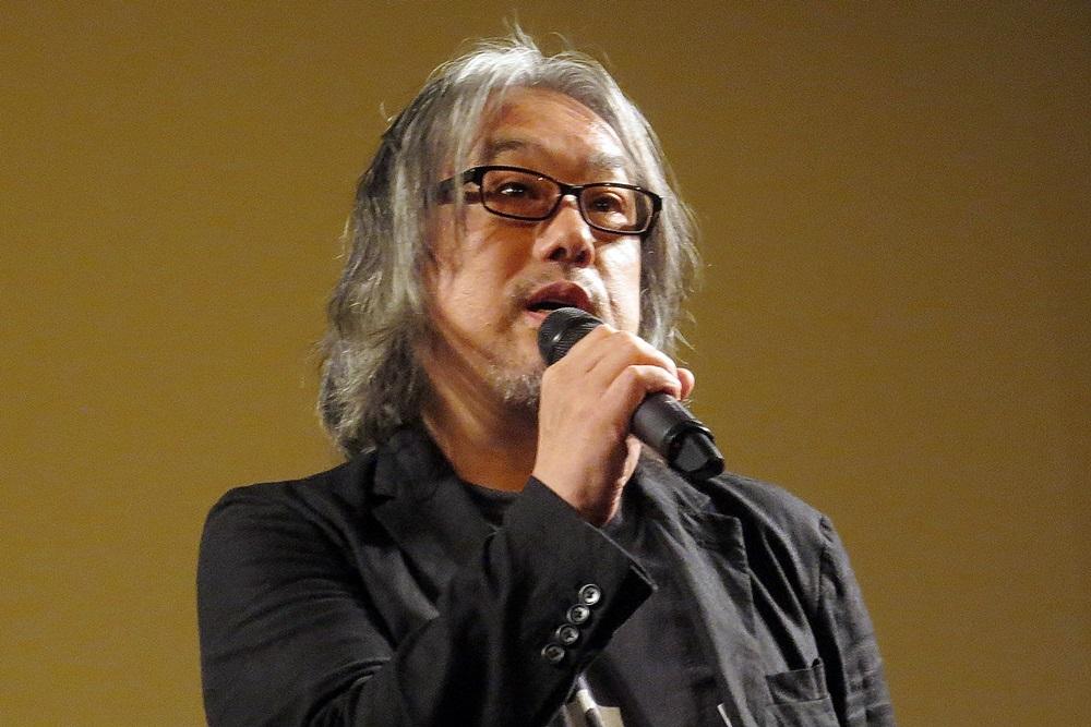 【写真】映画『明日にかける橋 1989年の想い出』完成披露試写会舞台挨拶 太田隆文監督