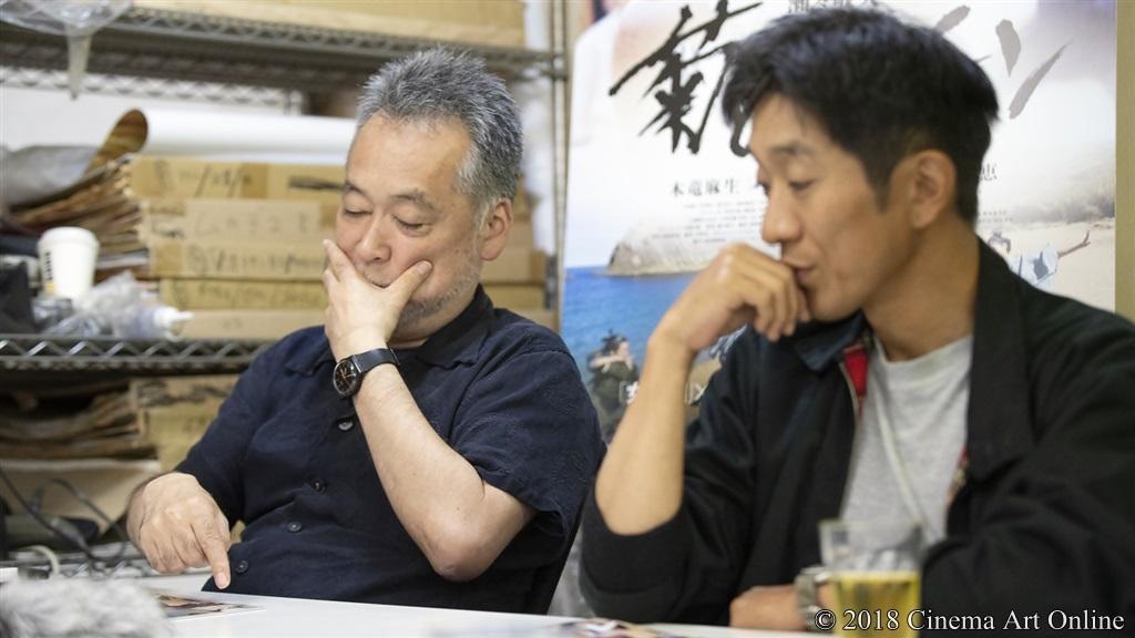 【写真】映画『菊とギロチン』 瀬々敬久監督&脚本家 相澤虎之助インタビュー