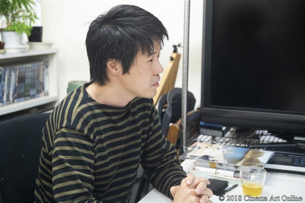 【写真】金子雅和監督