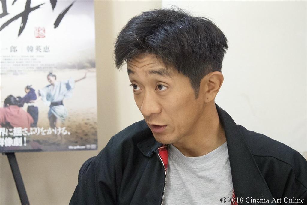 【写真】映画『菊とギロチン』脚本家 相澤虎之助