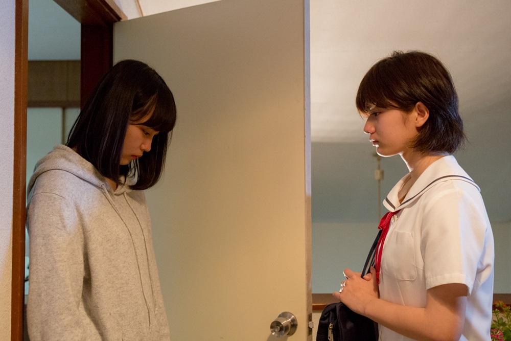 【画像】映画『志乃ちゃんは自分の名前が言えない』場面カット(志乃&加代)