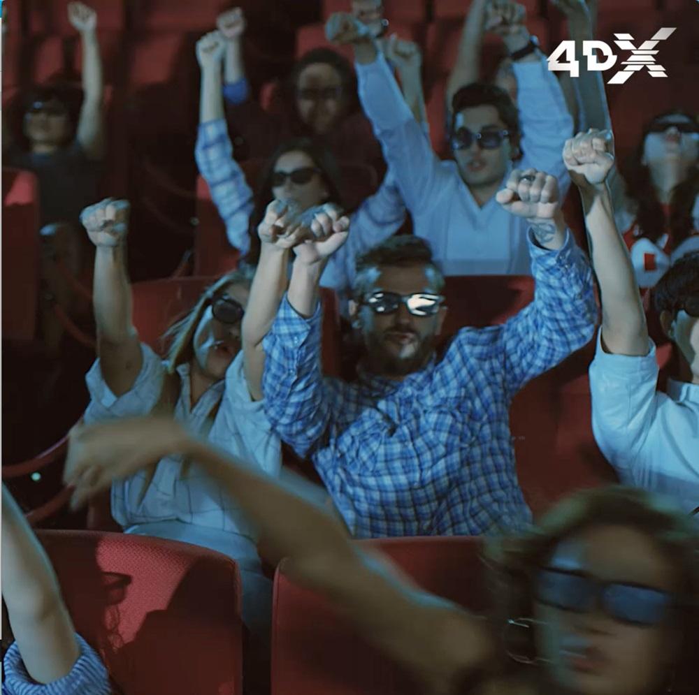 映画『ミッション:インポッシブル/フォールアウト』体感型プレミアムシアター4DX®