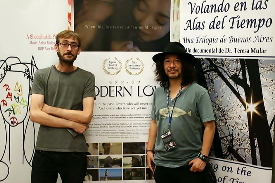 【写真】映画『モダン・ラブ』第7回マドリード国際映画祭