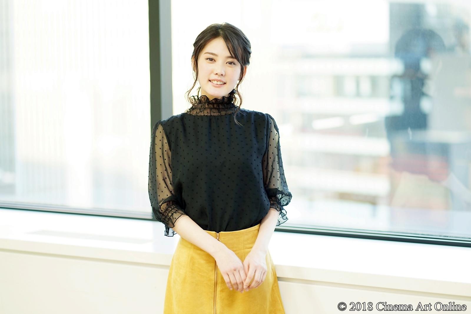 【写真】映画『ペンギン・ハイウェイ』主演・北香那インタビュー