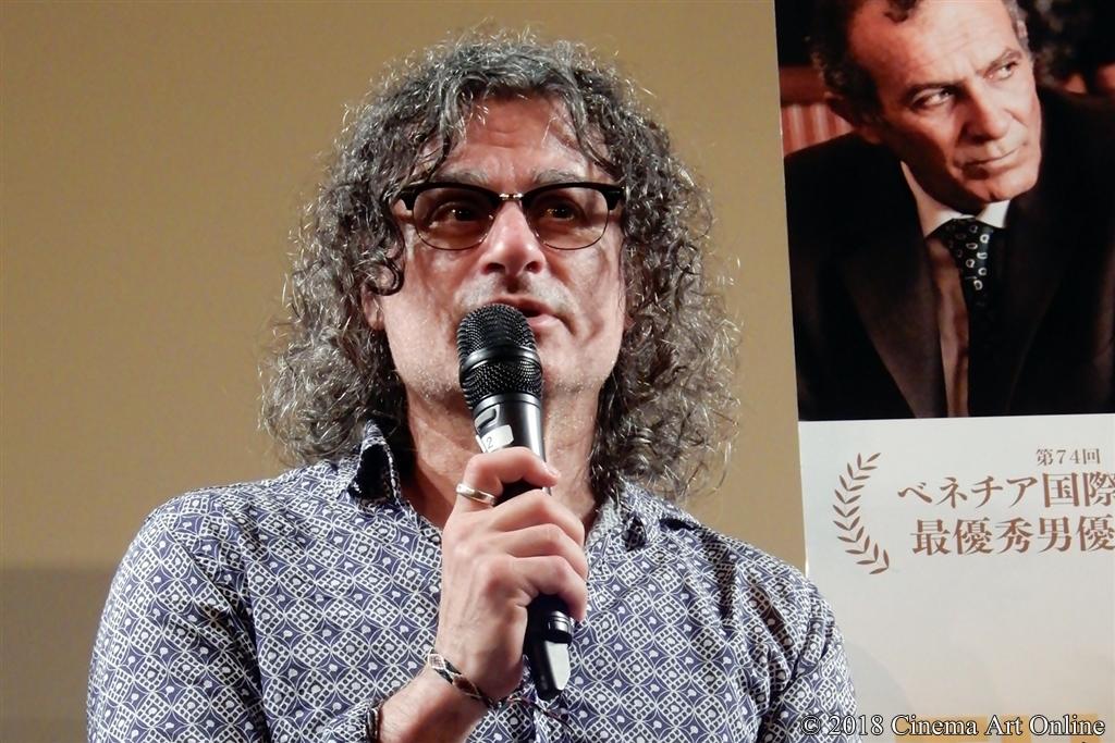 【写真】映画『判決、ふたつの希望』公開記念トークイベント ジアド・ドゥエイリ監督