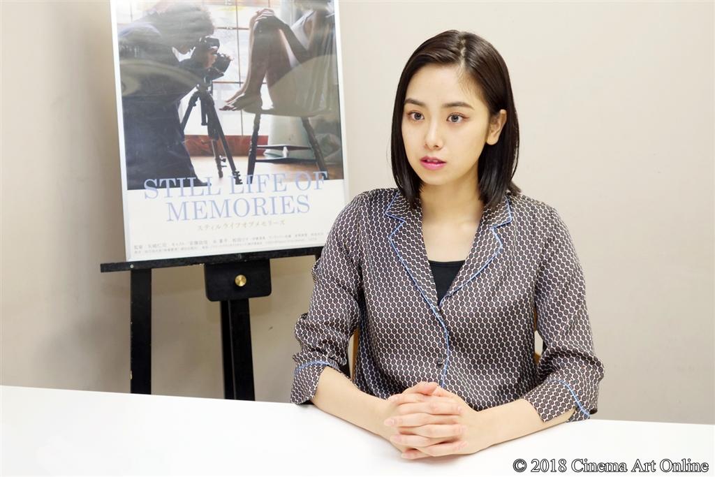 【写真】映画『STILL LIFE OF MEMORIES (スティルライフオブメモリーズ)』松田リマ インタビュー