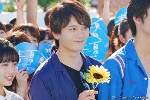 【写真】映画『青夏 きみに恋した30日』完成披露イベント (水石亜飛夢)