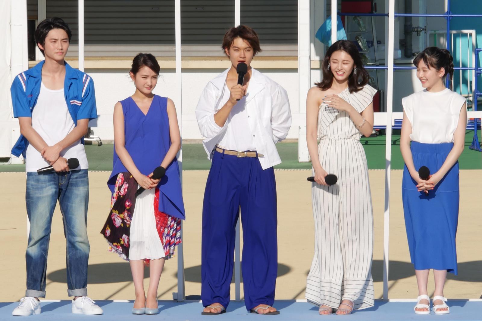 【写真】映画『青夏 きみに恋した30日』完成披露イベント (佐野勇斗)