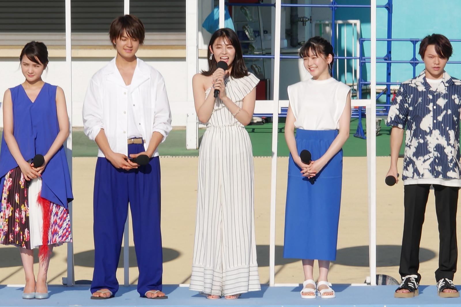 【写真】映画『青夏 きみに恋した30日』完成披露イベント (古畑星夏)