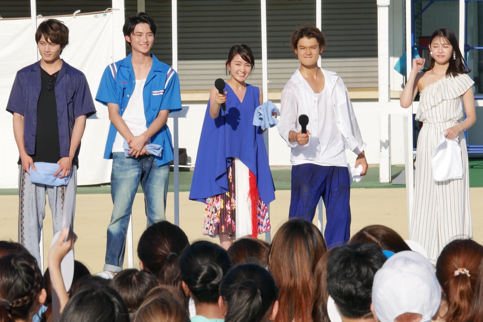 【写真】映画『青夏 きみに恋した30日』完成披露イベント (葵わかな)