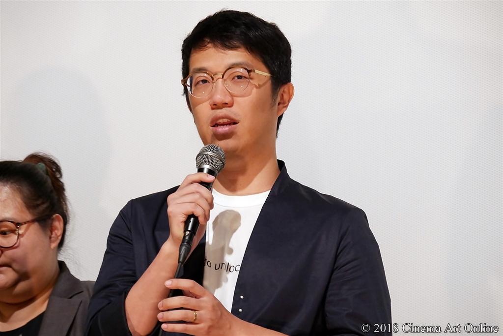 【写真】リ・ハオリン監督