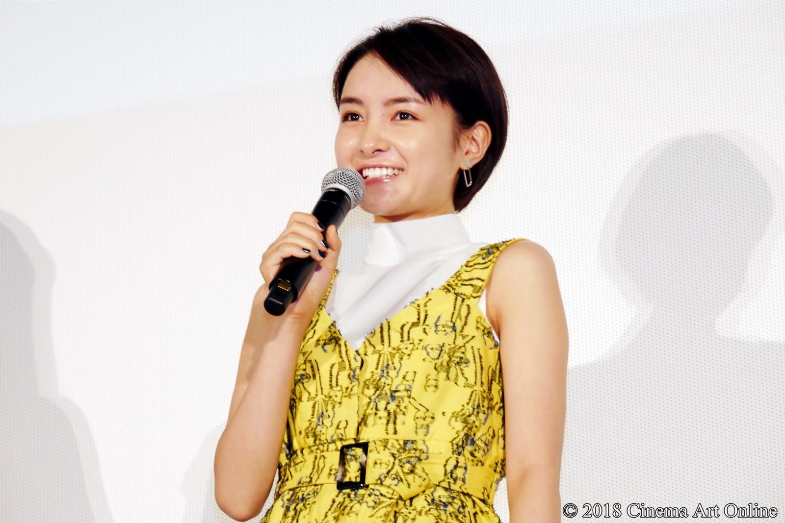 【写真】映画『青夏 きみに恋した30日』女子会舞台挨拶(葵わかな)